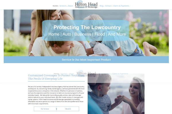 Insurance Websites